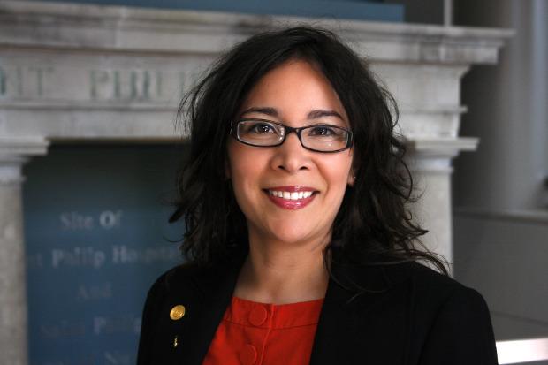headshot of Deborah DiazGranados