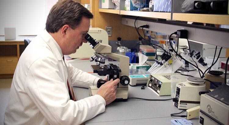 Charles Clevenger, M.D., Ph.D.